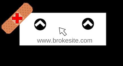 Brokesite